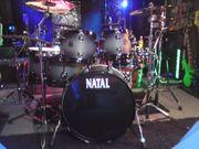 Natal Originals Walnut Maple Drumset