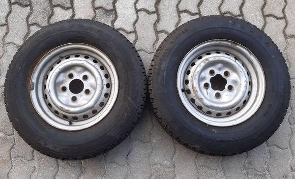 VW Felge 5 1 2