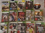 15 XBOX 360 Spiele