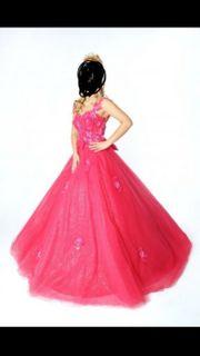 Prinzessinnenkleid Pink
