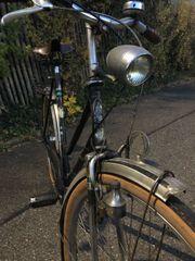 Altes Bauer Fahrrad Damenfahrrad Vintage