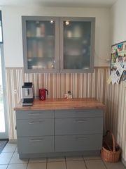 Küchenschrank-Buffet-Esszimmer-Küchenmöbel-Nobilia-Ausziehtisch