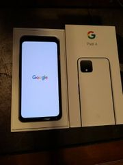 Google Pixel 4 64GB clearly