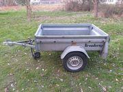 PKW Anhänger 600 kg Brenderup