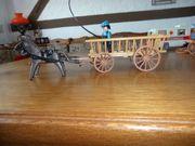Playmobil Leiterwagen