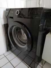 Waschmaschine Gorenje in schwarz