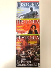 HISTORIA Y VIDA Zeitschrift spanisch
