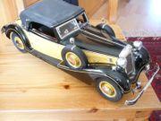 CMC - Horch 853 1937 gelb schwarz