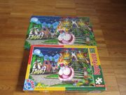 Super Puzzle 160 Teile Cinderella