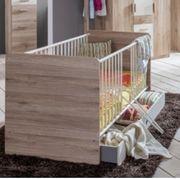 Babybett mit Umbauseiten NEU
