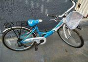 Fahrrad Mädchen Neuwertig