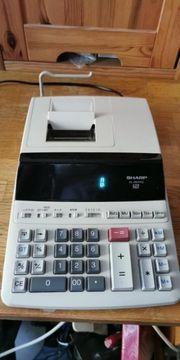 Sharp Tischrechner EL-2607 PG