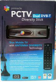PCTV Dual DVB-T Diversity Stick