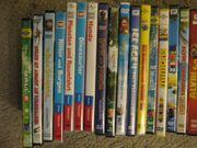 51 DVDs Filme für Kinder