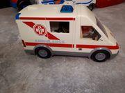 Playmobil Rettungswagen