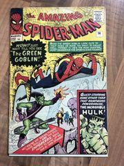 Amazing Spider-Man 14 VG 1st