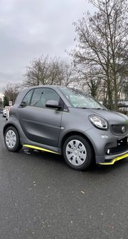 Smart forTwo Coupe twinamic Prime