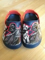 Star Wars Crocs Gr 28