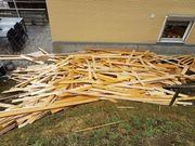 Abfallholz zu verschenken