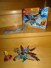 Lego Chima 70141 Vardys Eis-Gleiter