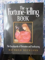 THE FORTUNE TELLING BOOK -DIVINATION