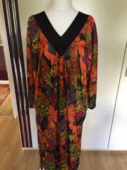 Damen Kleid Kaftan Gr 48-50