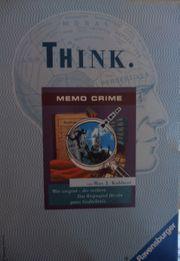 THINK- Memo crime
