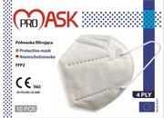 FFP2 - Atemschutzmaske - Polnische Produktion