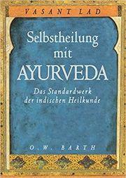 Buch Selbstheilung mit Ayurveda