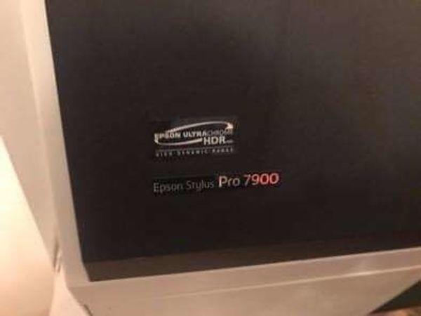 Plotter Epson Stylus Pro 7900