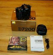 Nikon D7200 24 2 MP