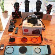 Canon Fotoausrüstung