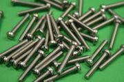 10 x DIN 84 Zylinderschraube