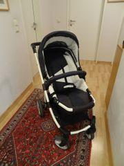 Jette Kinderwagen mit Maxi-Cosi-Adapter