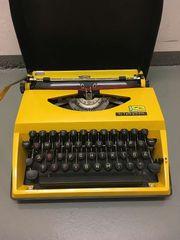 Schreibmaschine Triumph Tippa