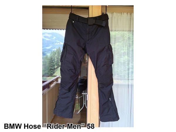 BMW Hose Rider Men Gr