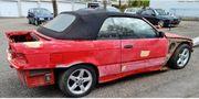 Bmw E36 Cabrio 320i M