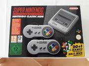 Neue Spielkonsole Nintendo Classic Mini