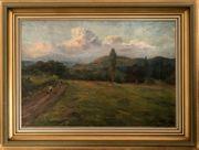 MeisterGemälde MAX FLEISCHER 1861 Bauernfamilie