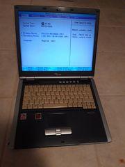 Laptop E8010 Fujitsu-Siemens