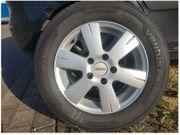 Reifen mit Felgen VW Golf
