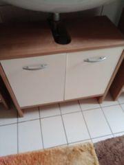 Waschtisch Schrank