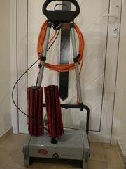 LUX Uniprof 340 Reinigungsmaschine wenig