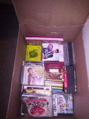 Verschenke CDs DVDs