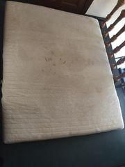 Matratze 160x200cm zu verschenken
