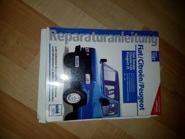 Wohnmobile - 1 Reparaturanleitung Fiat Citrön Peugeot