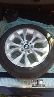 Original BMW X1 WINTER KOMPLETT