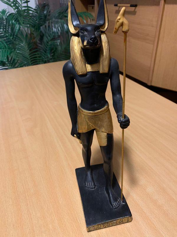 Anubis Figur - neuwertig