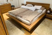 Schlafzimmer Kleiderschrank Bett Kommode