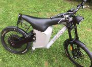Elmoto E-Bike HR2 nur 7